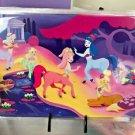 Disney WonderGround Fantasia Centaurettes in Bloom Postcard by Ann Shen New