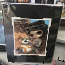Disney WonderGround Star Wars Rey and BB-8 Print by Jasmine Becket-Griffith New