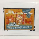 Disney Parks Disneyland It's A Small World Deluxe Print by Mike Peraza New
