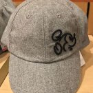 Disney Parks Mickey Mouse Outline Gray Baseball Hat Cap New With Tags