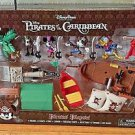 Disney Parks Mickey Minnie Mouse Goofy Donald Pirates of The Caribbean Playset
