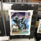 Disney WonderGround Star Wars The Imperial Might of Scarif Print by Joe Corroney