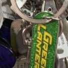 Six Flags Magic Mountain DC Comics Green Lantern Keyring Keychain New