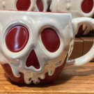 Disney Parks Snow White Evil Queen's Poison Apple Ceramic Mug Cup 14oz. New
