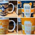 Disney Parks Mickey & Minnie Mouse Locally Grown Ceramic Mug Set New
