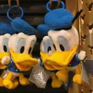 DISNEY PARKS BABY CUTIES DONALD DUCK PLUSH KEYCHAIN NEW WITH TAGS