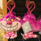 DISNEY PARKS BABY CUTIES CHESHIRE CAT PLUSH KEYCHAIN NEW WITH TAGS