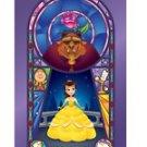 Disney WonderGround Gallery Beauty & The Beast LE Canvas Print Jerrod Maruyama