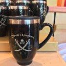 Disney Parks Pirates of The Caribbean Stainless Steel / Ceramic Travel Mug New
