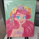 Disney WonderGround Gallery Little Mermaid Ariel Postcard by Gabby Zapata New