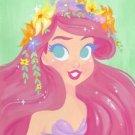 Disney WonderGround Gallery Little Mermaid Ariel Deluxe Print Gabby Zapata New