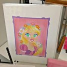 Disney WonderGround Gallery Tangled's Rapunzel Deluxe Print Gabby Zapata New