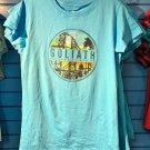Six Flags Magic Mountain Goliath Coaster Adult T-Shirt SIZE S,M,L XL,XXL New