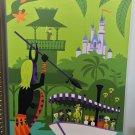 Disney WonderGround Diamond Celebration A Perilous Adventure LE Giclee by SHAG