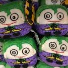 Six Flags Magic Mountain Dc Comics The Joker Cube Mini Plush New