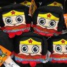 Six Flags Magic Mountain Dc Comics Wonder Woman Cube Mini Plush New