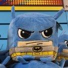 Six Flags Magic Mountain DC Comics Batman Cube Plush New