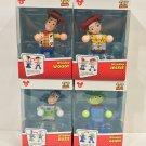 Disney Parks Toy Story Windup Woody Jessie Buzz Lightyear and Alien Set New***