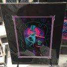 Disney WonderGround Haunted Mansion Hatbox Ghost Print by Jeff Granito New