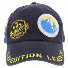 Disney Parks Walt Disney World Expedition Leader Baseball Cap New with Tags