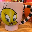 Six Flags Magic Mountain Looney Tunes Tweety Bird 20oz. Jumbo Ceramic Mug New