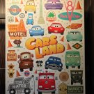"Disney WonderGround ""Cars"" LE Giclee Cutest Little Town by  Jerrod Maruyama New"