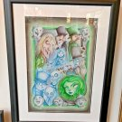 Disney WonderGround Haunted Mansion Foolish Mortals LE Giclee Chris Uminga New