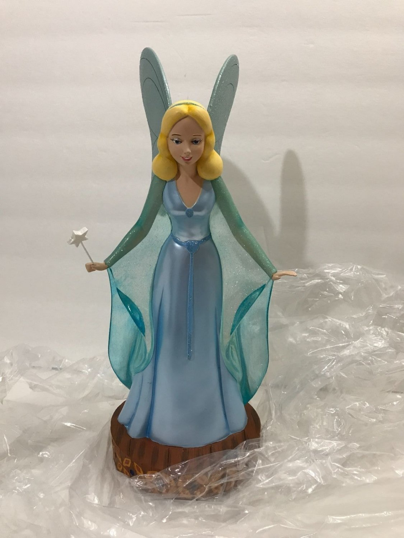 Disney Parks The Blue Fairy from Pinocchio Medium Figure by Casey Jones New