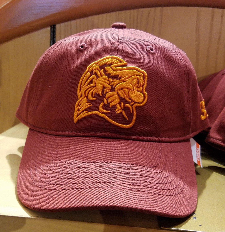 DISNEY PARKS GRUMPY 37 ADJUSTABLE BASEBALL CAP HAT NEW