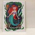 Disney WonderGround Little Mermaid Ariel Summer Postcard by Victoria Ying New