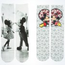 Disney Parks Mickey and Minnie Mouse Adult Socks New with Tags ( 2Pack)