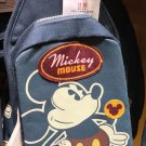 Disney Parks Crossbody Bag Mickey Mouse 28 Pouch New with Tags (Him or Her)