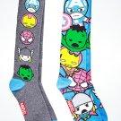 Disney Parks Marvel Avengers Adult Socks New (2 Pack)
