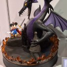 Disney D23 Expo 2017 Fantasmic Mickey Mouse Maleficent Dragon Light Up Figure