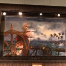 """Disney Parks Pirates of The Caribbean Pirates """"Cursed"""" LE Giclee by Kevin-John"""