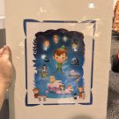 Disney D23 Expo 2017 Peter Pan Off To Never Land Deluxe Print Jerrod Maruyama