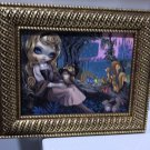 Disney D23 Expo Sleeping Beauty Princess Aurora Frame Jasmine Becket-Griffith