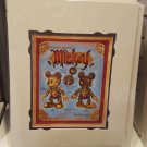 Disney D23 Exclusive Mech Mickey Print By Mark Jason Page New