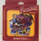 Disneyland Resort Fantasmic Trading Pin Jumbo LE Pin of 1000 New in Box