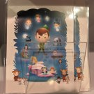 Disney D23 Expo 2017 Peter Pan Off To Never Land Postcard Jerrod Maruyama