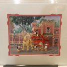 Disney D23 Exclusive Fire Drill Print By Steve Adams