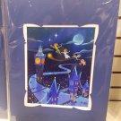 Disney D23 Exclusive Peter Pan's Flight Print By Joey Chou