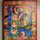 Disney Parks Peter Pan Characters LE Giclee by Kenny Yamada New