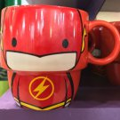 Six Flags Magic Mountain Dc Comics Cutie The Flash Stackable Ceramic Mug New