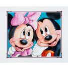 Disney Parks Mickey & Minnie Forever Deluxe Print by Randy Noble New
