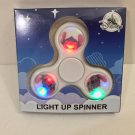 Disney Parks Exclusive Stitch Emoji Light Up Black Plastic Spinner New