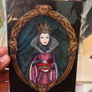 Disney WonderGround Evil Queen in Fairest of The Fall Postcard by John Coulter