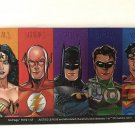 Six Flags Magic Mountain Justice League Magnet Wonder Woman Flash Batman New