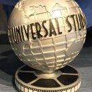 Universal Studios Exclusive World Globe Logo Resin Figure New