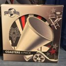 Universal Studios Exclusive Coaster Set (4) New in Box